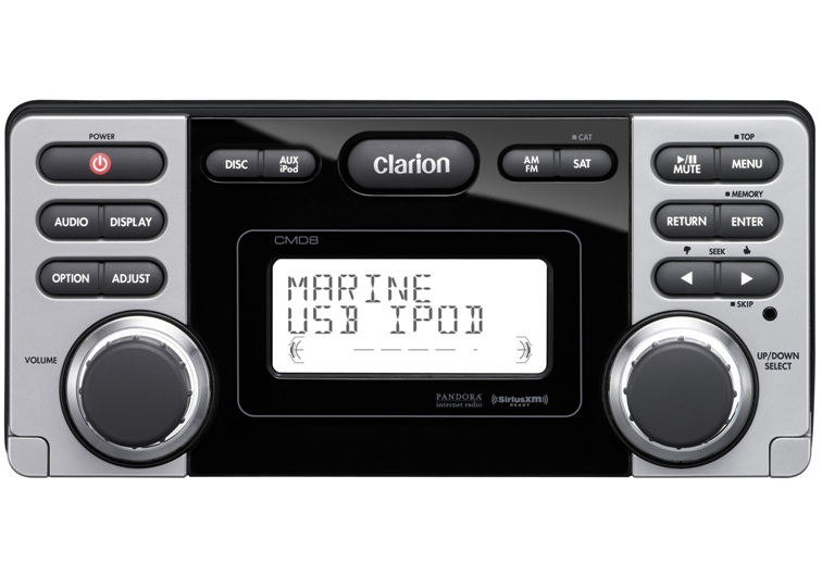 Clarion CMD8 Parts and Accessories Library from Pacparts