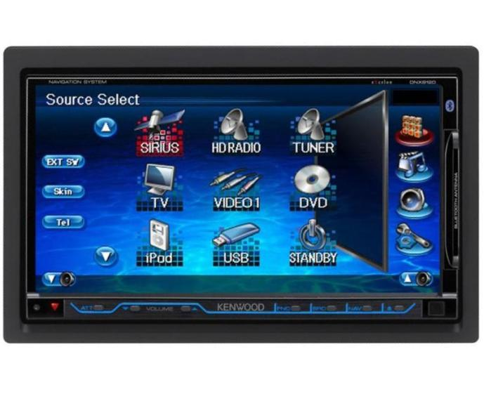 Kenwood Dnx8120 Parts And Accessories