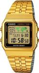 Casio A500WEGA-1 Time Piece Division: Watch replacement parts list