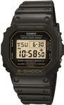 CASIO DW5600EG-9V Time Piece Division: G-SHOCK Watch replacement parts list