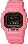 CASIO DW5600LR-4 Time Piece Division: G-SHOCK Watch replacement parts list