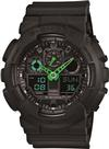 CASIO GA100C-1A3 Time Piece Division: G-SHOCK Watch replacement parts list