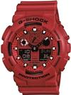 CASIO GA100C-4A Time Piece Division: G-SHOCK Watch replacement parts list