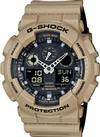 CASIO GA100L-8A Time Piece Division: G-SHOCK Watch replacement parts list