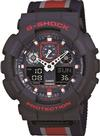 CASIO GA100MC-2A Time Piece Division: G-SHOCK Watch replacement parts list