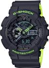 CASIO GA110LN-8A Time Piece Division: G-SHOCK Watch replacement parts list