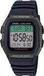 CASIO W96H-3AV Time Piece Division: Sport Watch replacement parts list